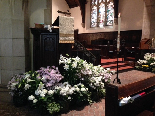 St Georges BytheRiver Easter 16